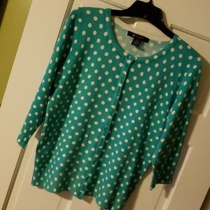 89th & Madison ladies sweater L